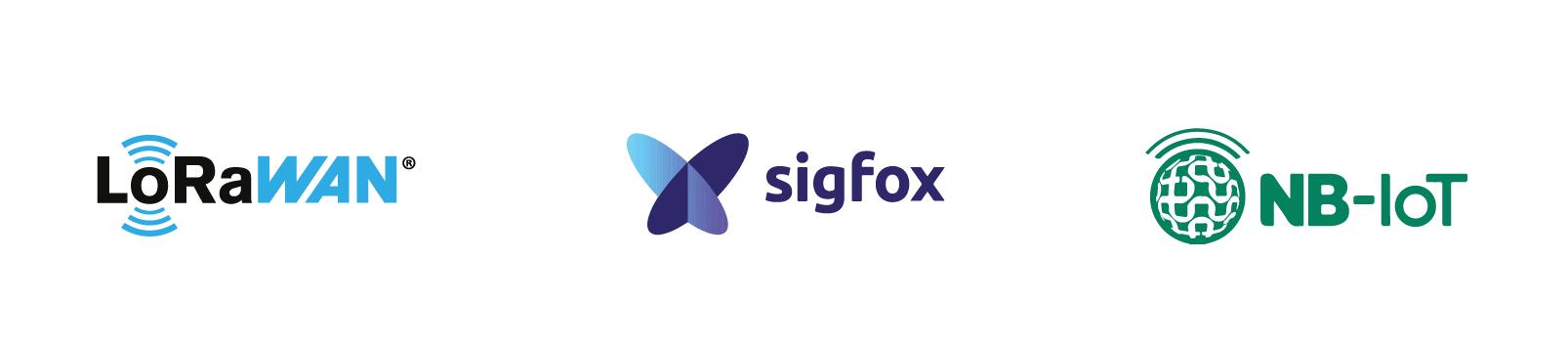 Iot solutions logos