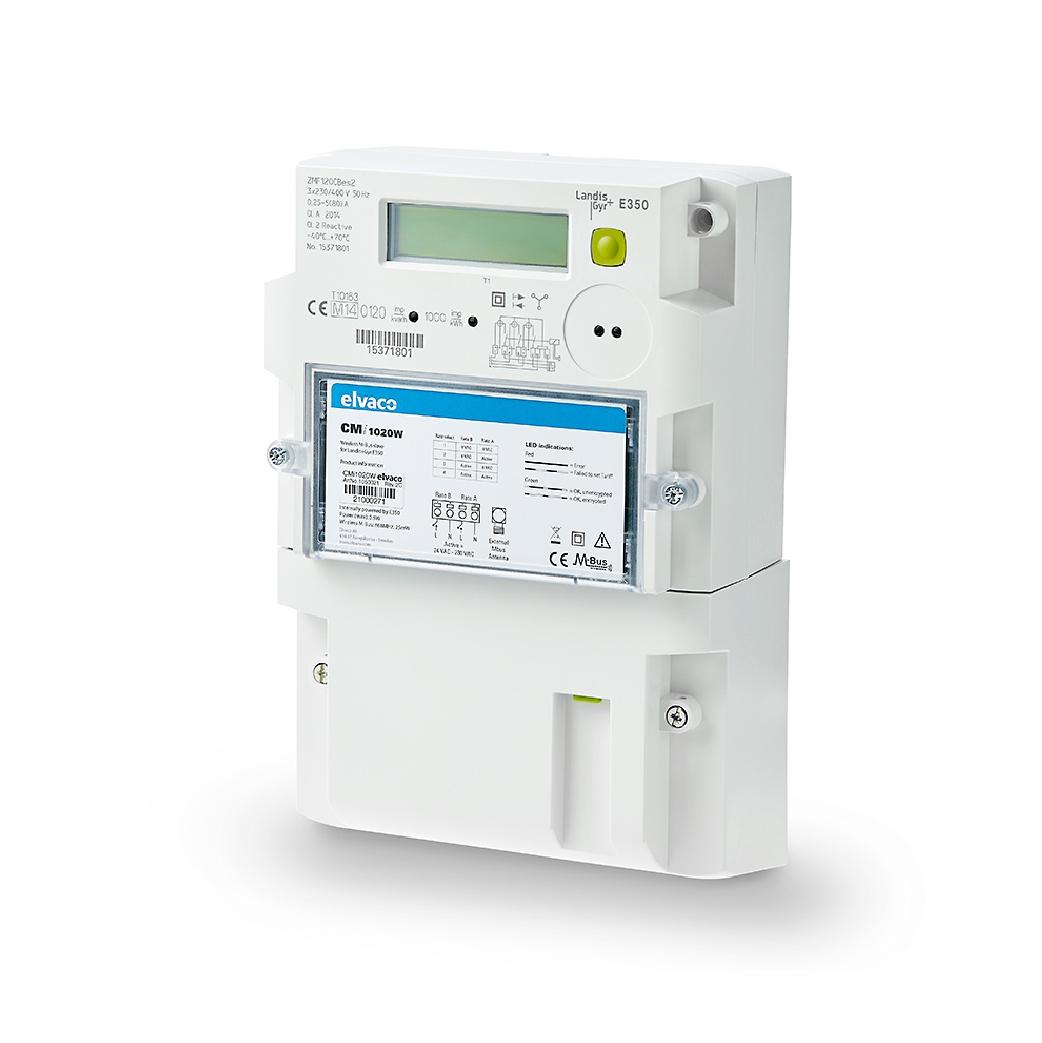 L+G E350 Electric Meter